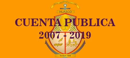 CUENTA PUBLICA2019