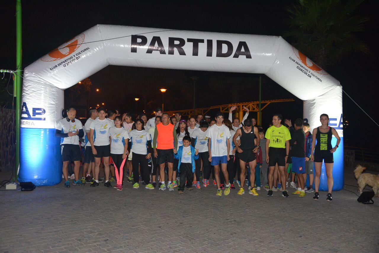 """250 VECINOS DE HUASCO PARTICIPARAN EN PRIMERA CORRIDA NOCTURNA """"TRAIL RUNNING COSTERO"""""""