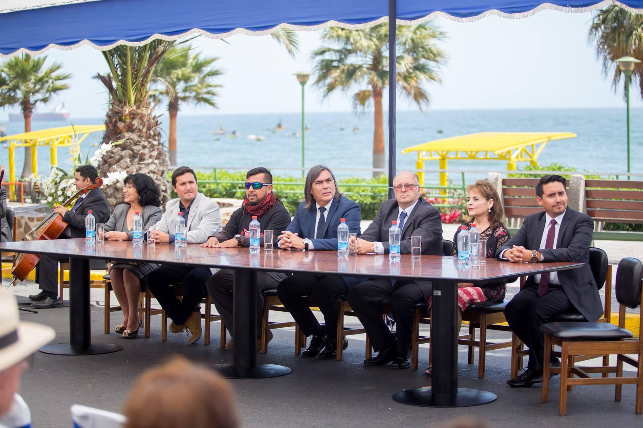 Con llamado a la unidad: alcalde Rodrigo Loyola asume un nuevo período junto al Concejo Municipal.