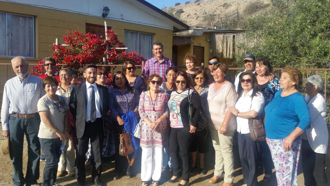 Inauguran sistema de alarmas comunitarias en localidad de La Arena en Huasco Bajo