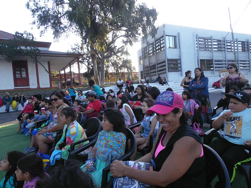 Variadas actividades en el mes del mar en Huasco
