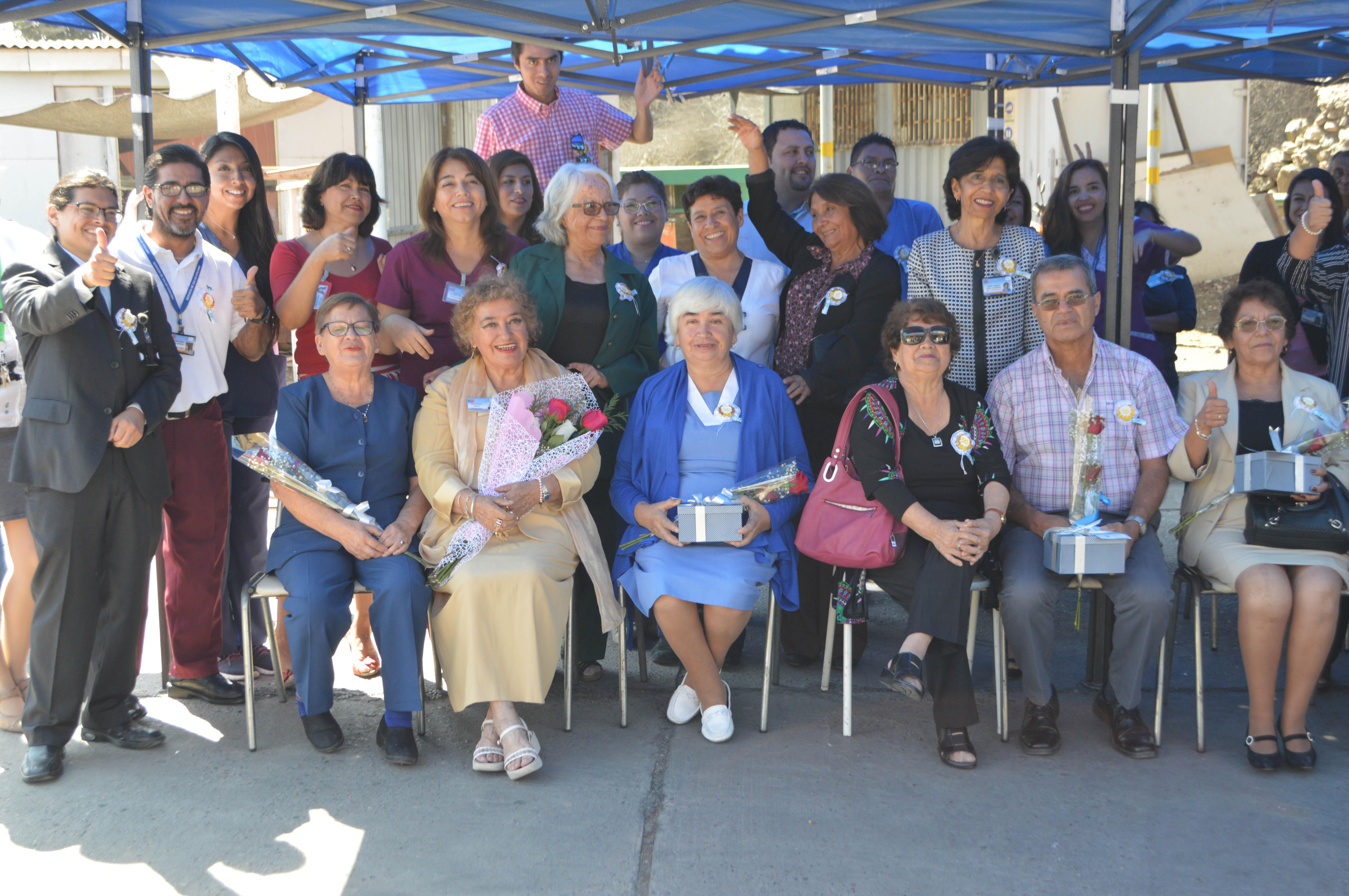 Hospital Manuel Magalhaes celebró 50 años de vida