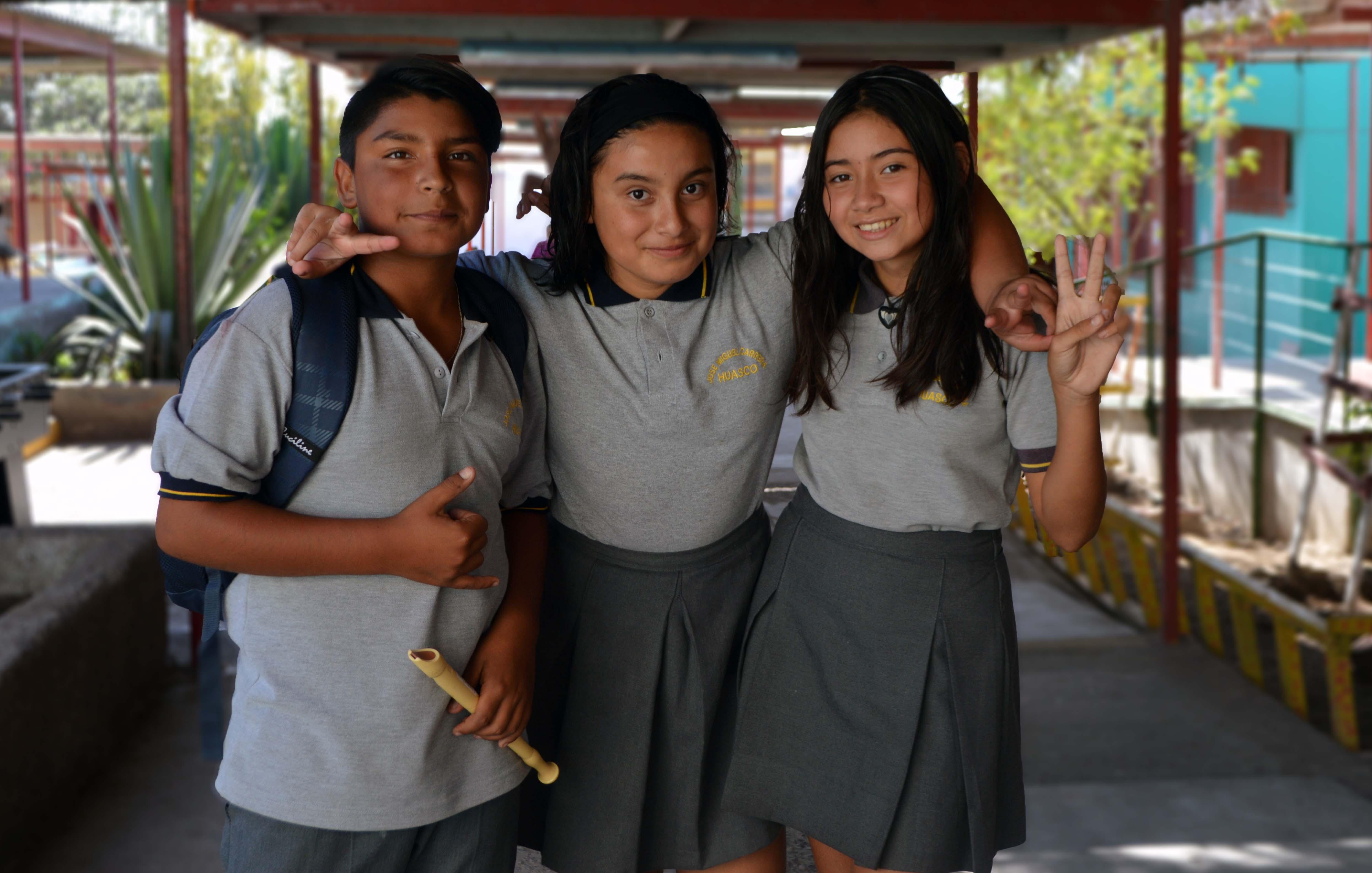 Mas inclusiva y de mejorar calidad: Escuela Jose Miguel Carrera muestra sus avances en Cuenta Pública