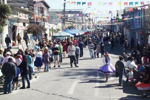 Huasco celebrará Día del Patrimonio en su calle principal.