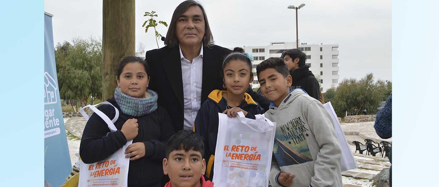 Huasco conmemoró el día internacional del medio-ambiente