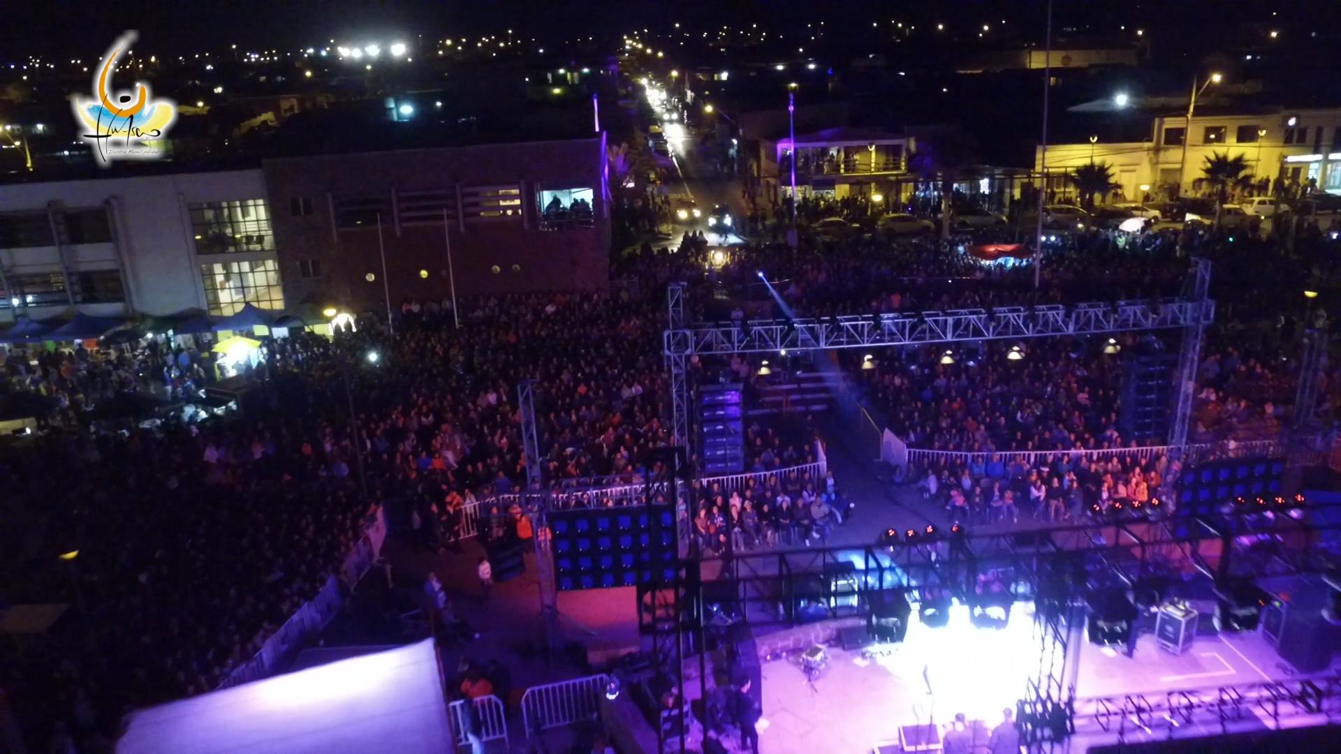 Velero 2018: esta es la parrilla de artistas del festival en Huasco
