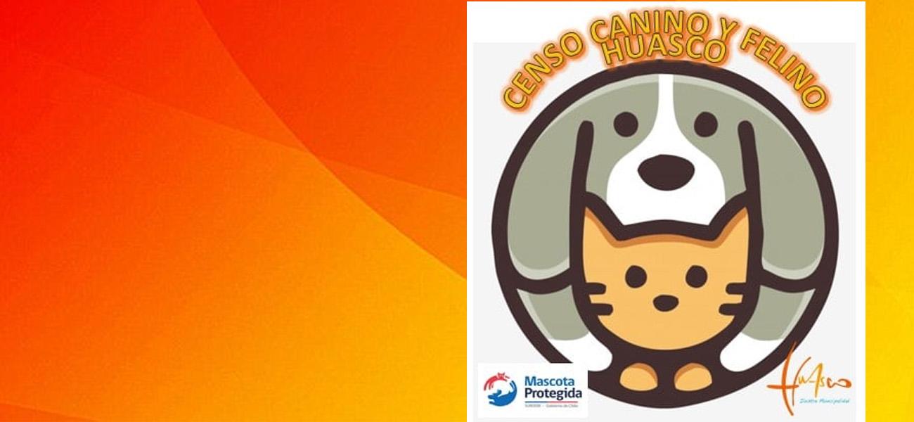 CENSO DE MASCOTAS CANINOS Y FELINOS EN LA COMUNA