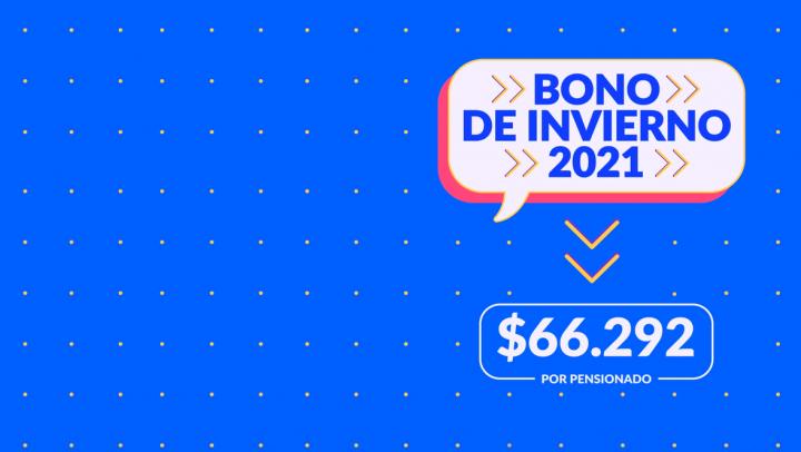 BONO DE INVIERNO 2021 PARA PENSIONAD@S
