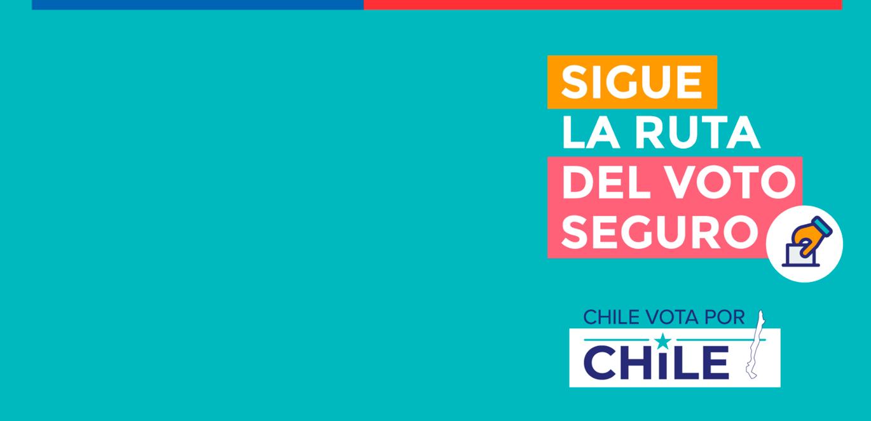 RECOMENDACIONES SANITARIAS #ELECCIONES2021
